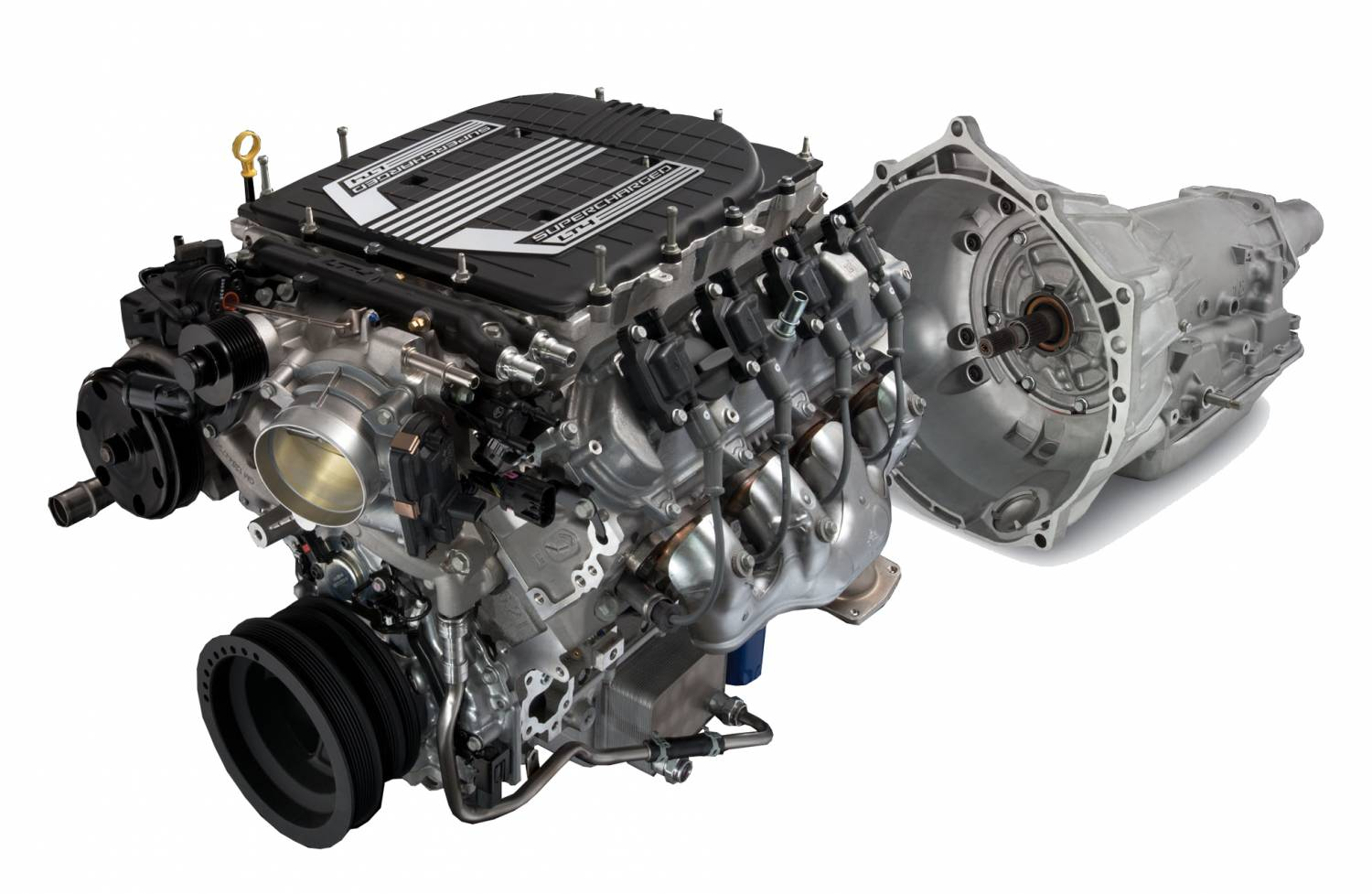 hight resolution of chevrolet performance parts cpslt44l75ew cruise package lt4 650hp wet sump engine w 4l75e