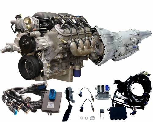 small resolution of chevrolet performance parts cpsls3764804l70e cruise package ls3 495hp engine w 4l70e 2wd trans