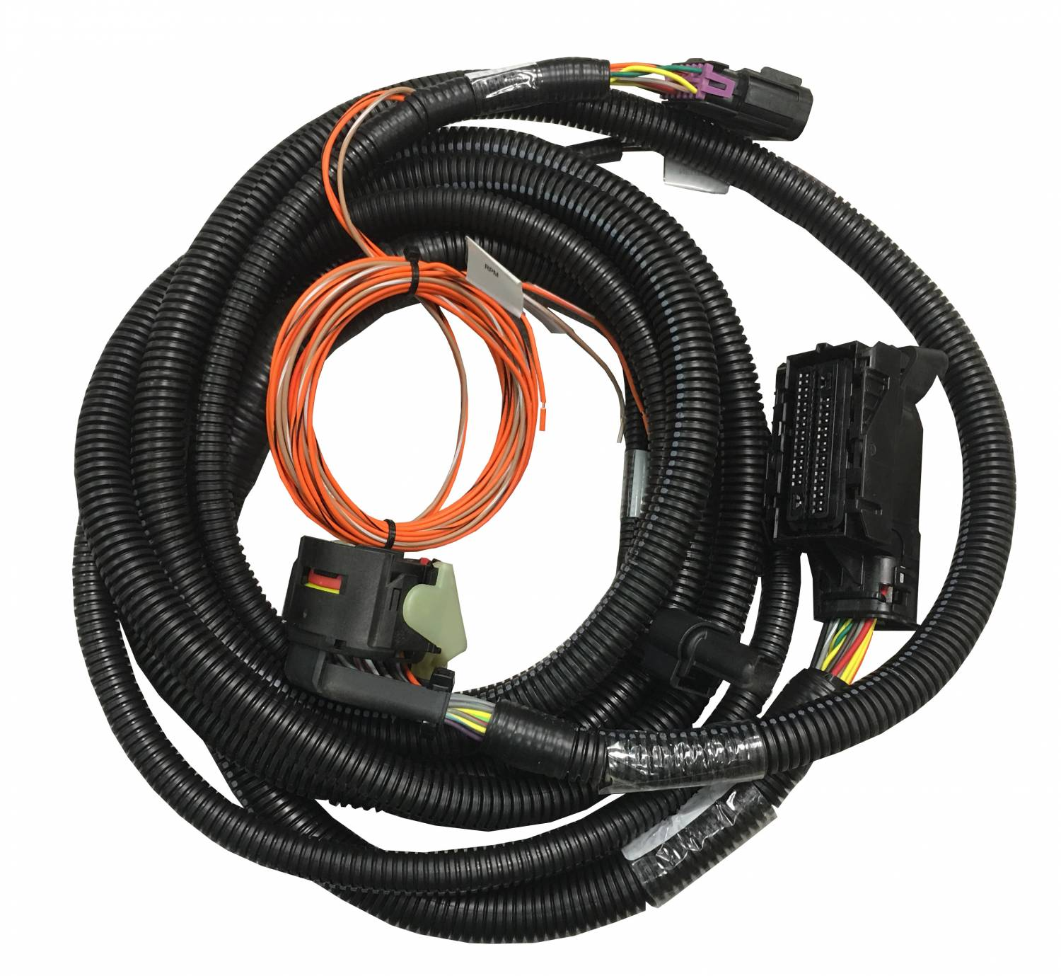 hight resolution of chevrolet performance parts 24284057 replacement harness for 8l90e transmission kit