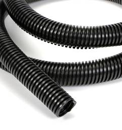 trans dapt performance products wire harness tubing convoluted 7583 [ 1500 x 975 Pixel ]