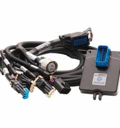 chevrolet performance parts 19302405 chevrolet performance automatic transmission controller kit pre programmed for [ 1500 x 1500 Pixel ]