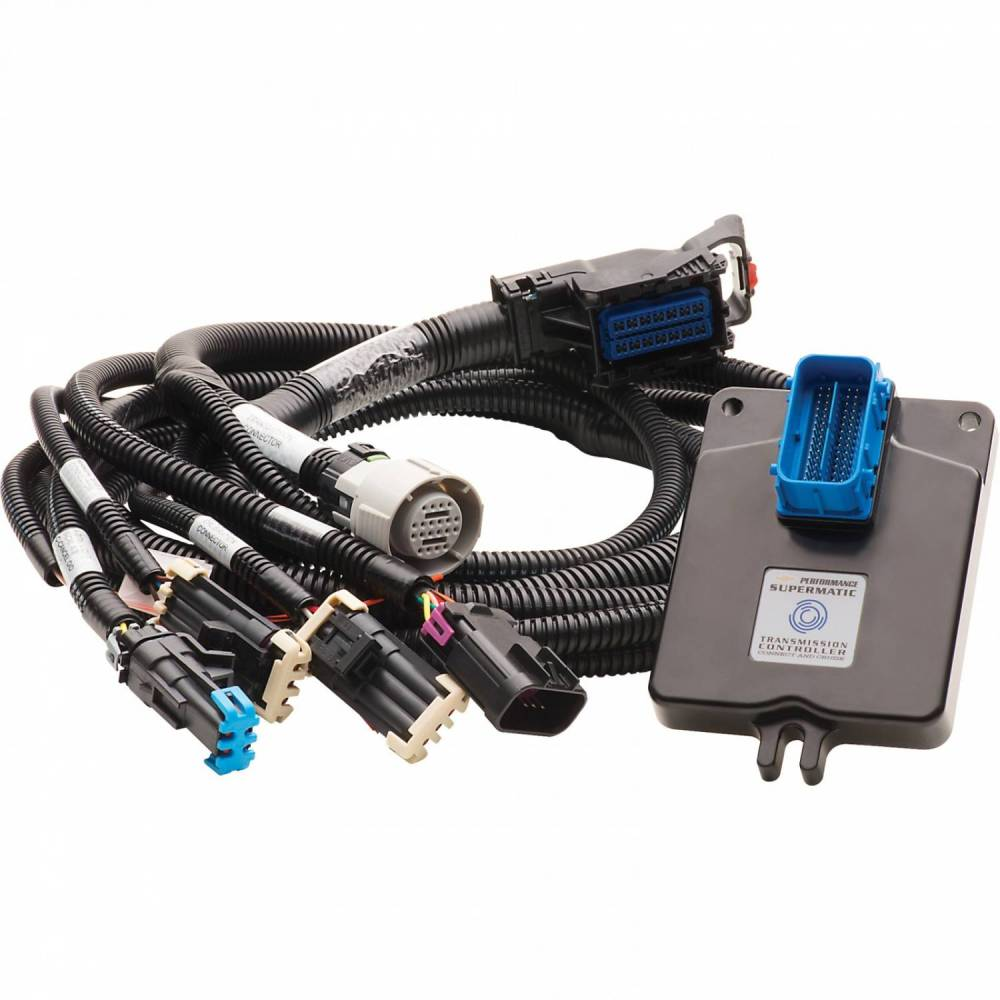 medium resolution of chevrolet performance parts 19302405 chevrolet performance automatic transmission controller kit pre programmed for