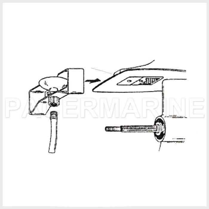 Mariner 6 – 15 HP Flushing Kit