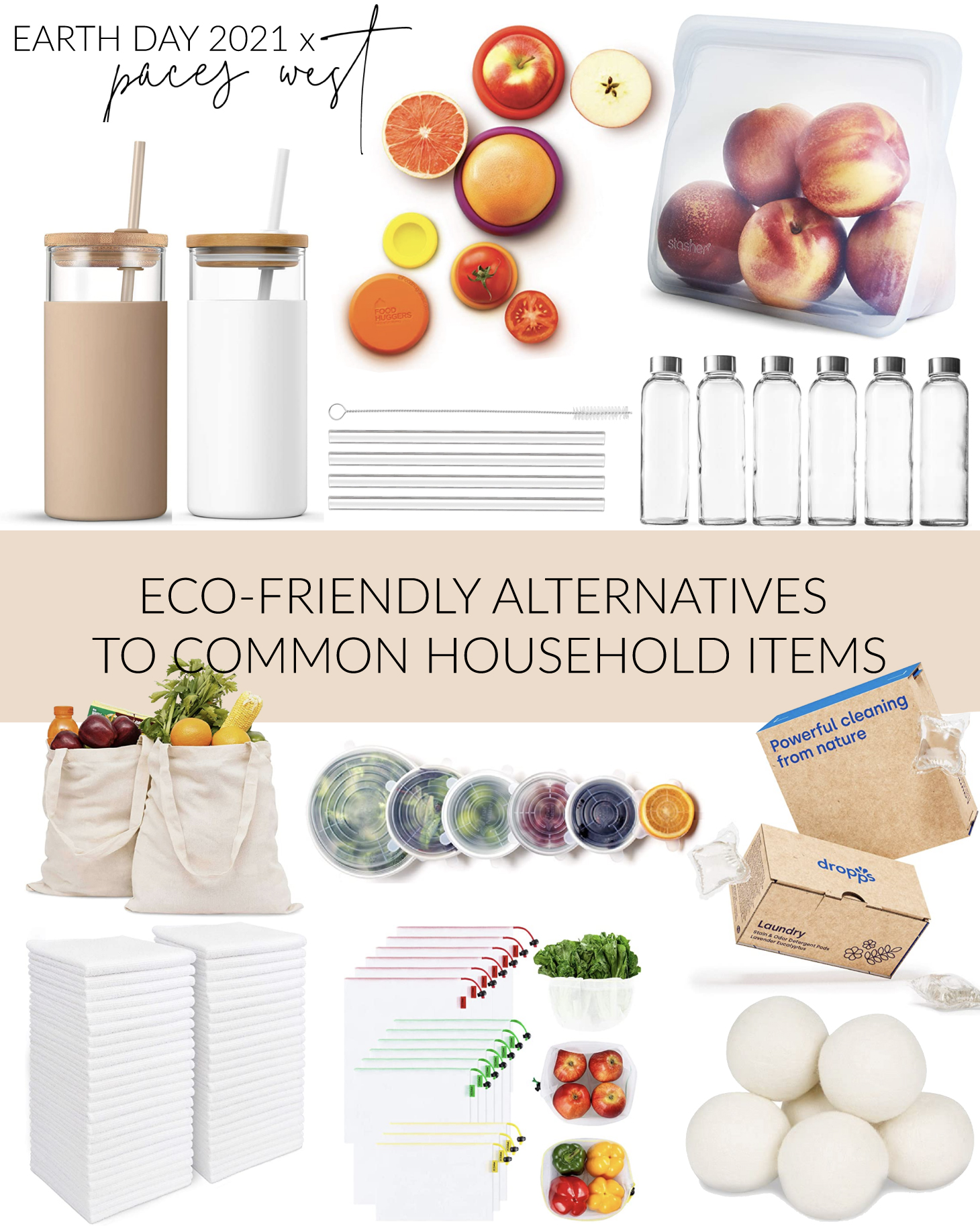 eco friendly alternatives to household products