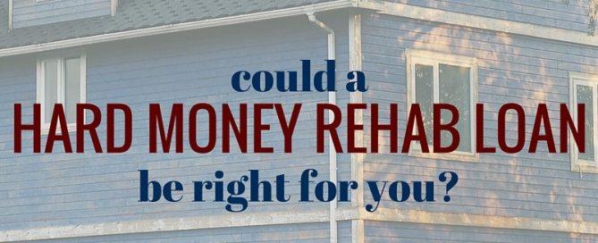 hard money rehab loan atlanta