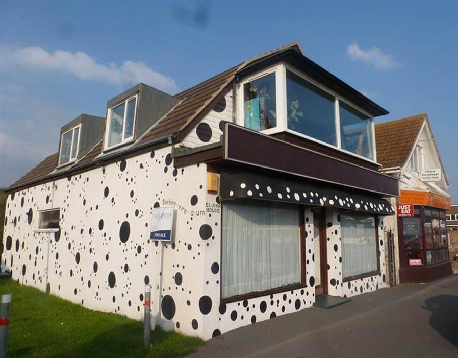 weird house - atlanta hard money loans