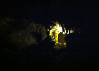 Carlsbad Caverns, photo by Kyeli