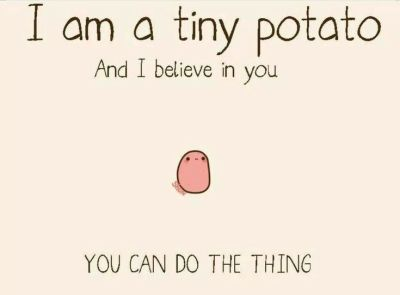 tiny potato