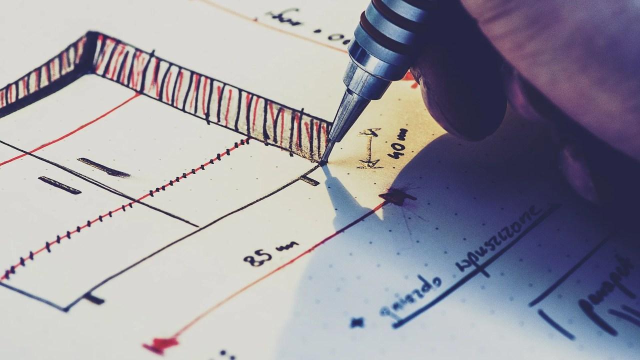 特化型ブログ 設計図