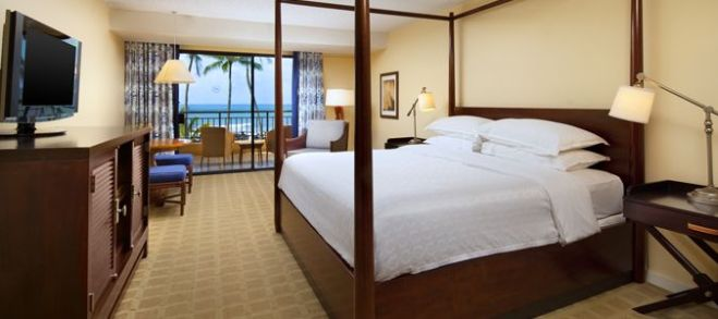Sheraton Kauai Golf Package