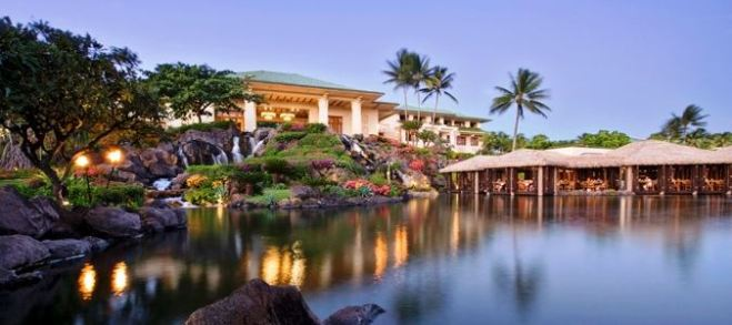 Grand Hyatt Kauai Golf Package