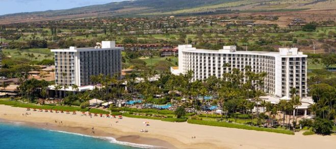 Westin Maui Golf Package