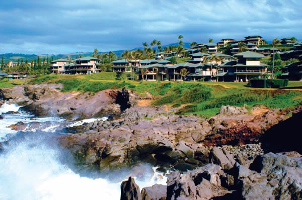 Kapalua Villas Maui Golf Package
