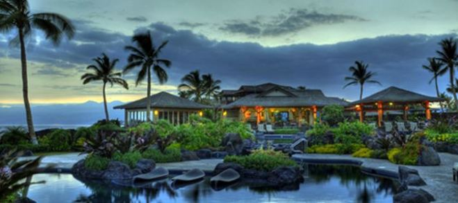 Halii Kai Waikoloa Golf Package