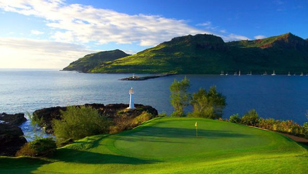 Kauai Lagoon's Golf Package