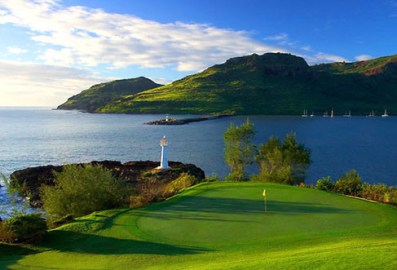 Kaua Golf Vacation Packages