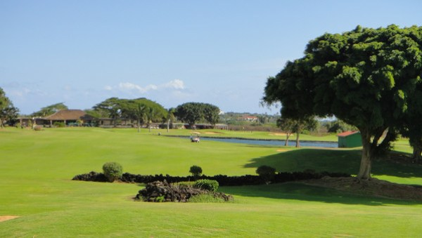 Kiahuna Resort Golf Course