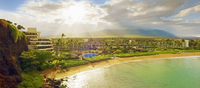 Sheraton Maui Golf Package