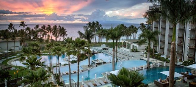 Andaz Maui Golf Package