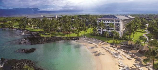 Fairmont Mauna Lani Golf Package
