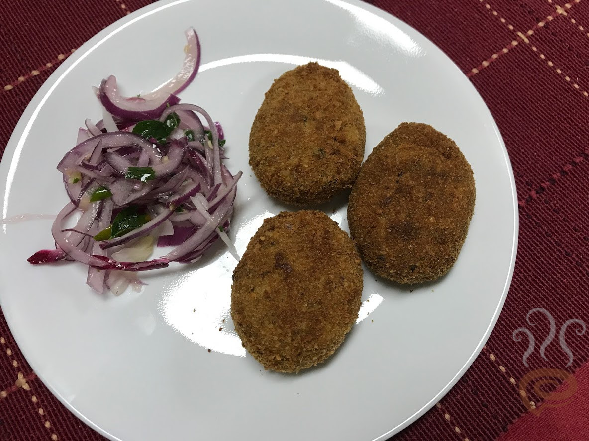 Tuna Fish Cutlet Easy