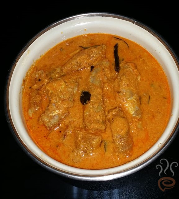 Manga Meen Curry | Fish Curry with Mango