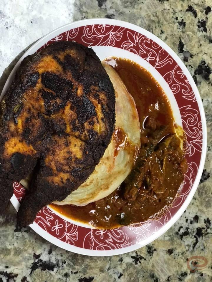 Kerala Fish Fry / meen Fry