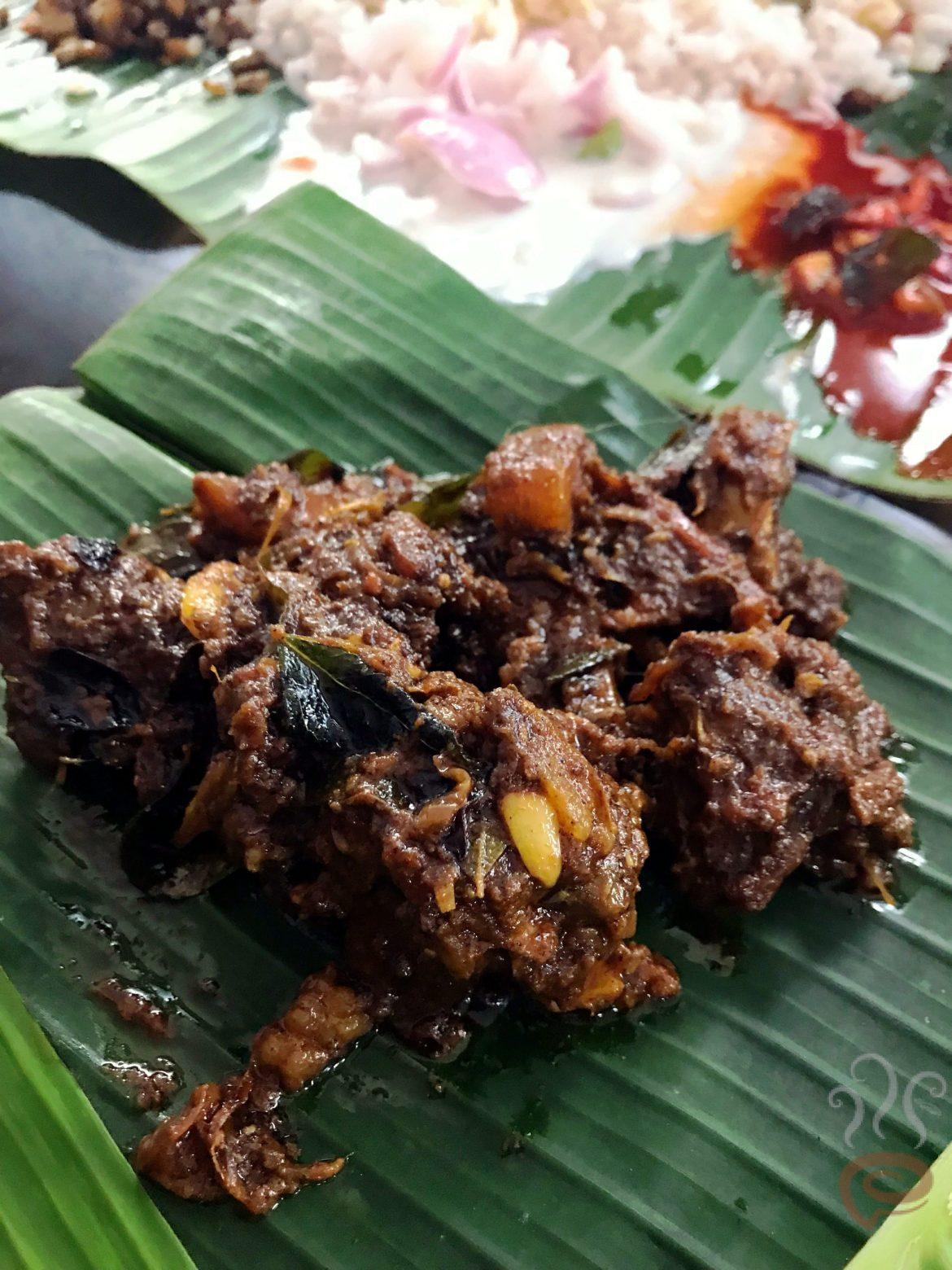 Kerala Beef Roast|Malabar Style Beef Roast