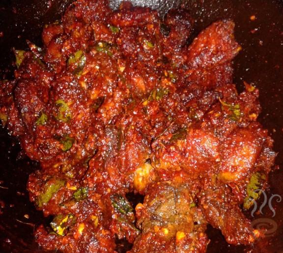 Kerala Fish PIckle
