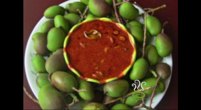 Kerala Mango Pickle / Manga Pickle