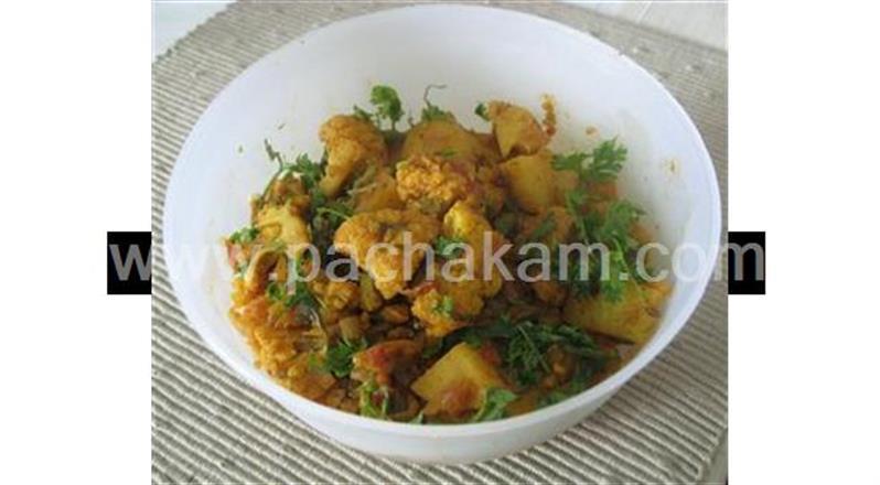 Aloo Gobi / Cauliflower Potato Curry