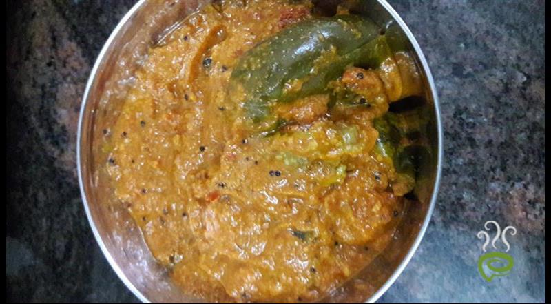 Brinjal Masala Curry