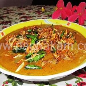 Chicken – Ash Gourd Curry