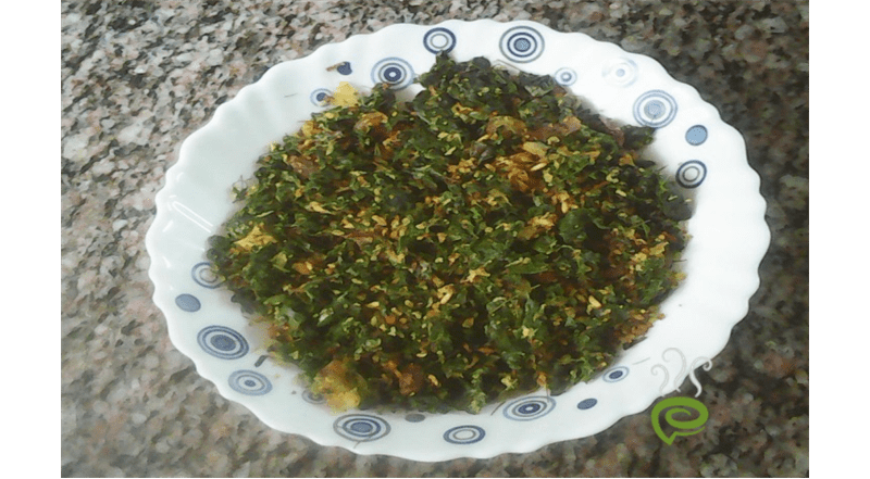 Drumstick Leaves (Muringayila) Thoran