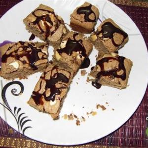 Easy Wheat Chocolate Brownie