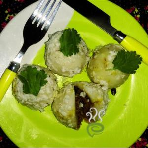 Masala Rice Balls