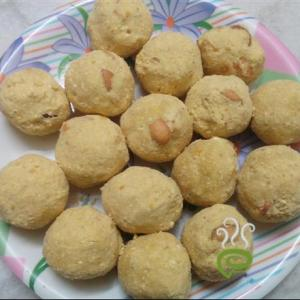 Maladu / Roasted Gram Ladoo