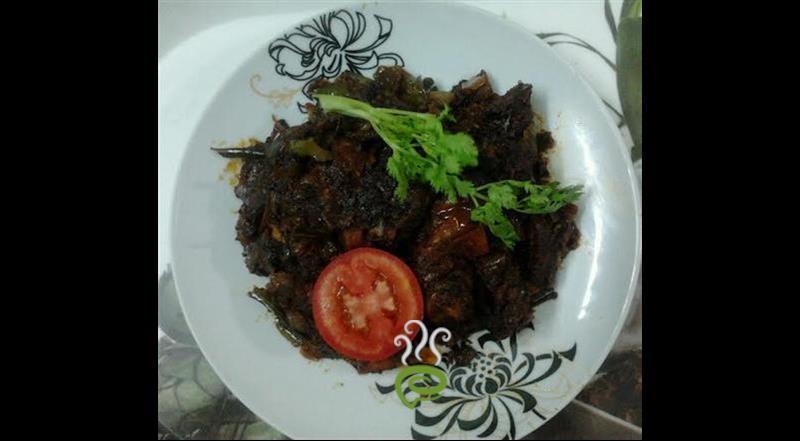 Chicken Varuval Dry