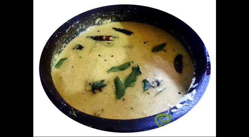 Padavalanga Parippu Chakkakuru Curry