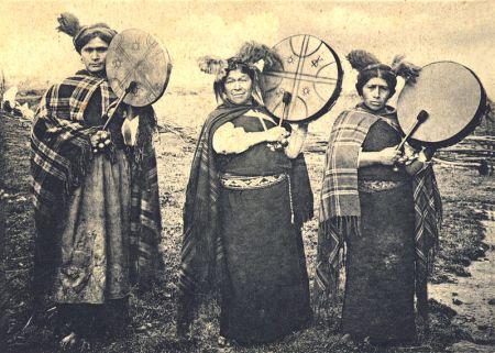 Les Machis - Mapuches