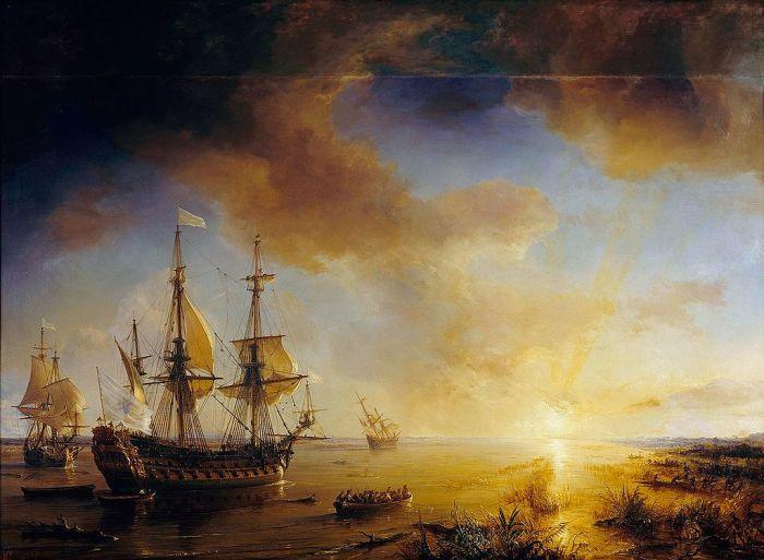 Navire-de-colonisation