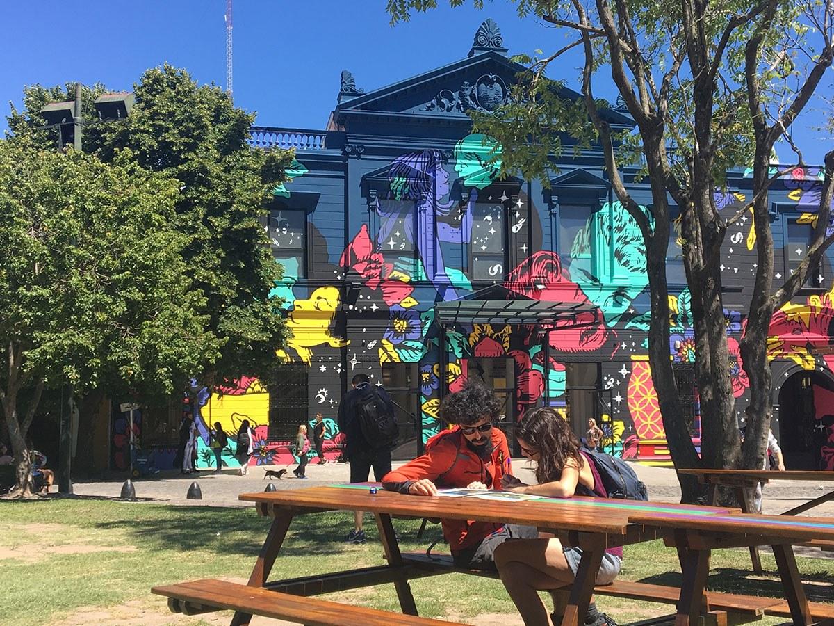 BUENOS AIRES PLANNER CITY ARGENTINE