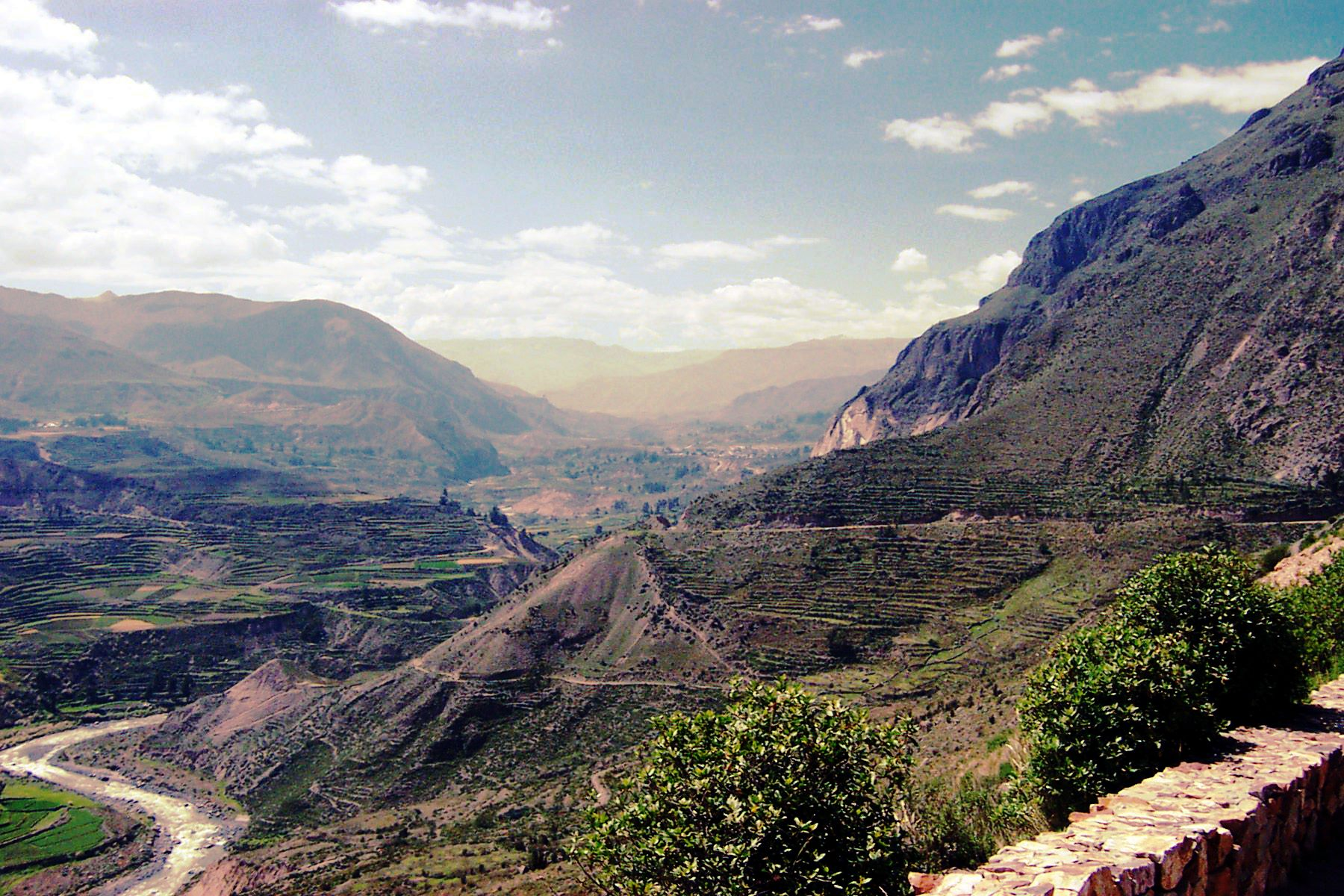 vallée du colca