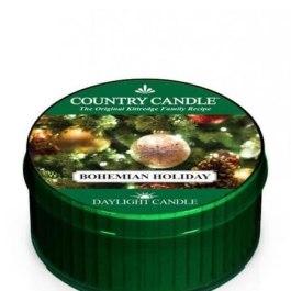 Country Candle Bohemian Holiday Świeca Daylight 35g