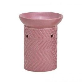 Kominek do wosków: Bordeaux (różowy)