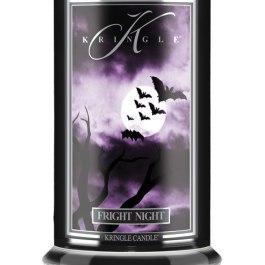 KRINGLE CANDLE Fright Night Duża Świeca 623g