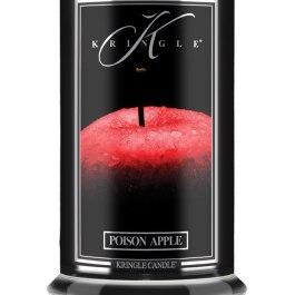 KRINGLE CANDLE Poison Apple Duża Świeca 623g