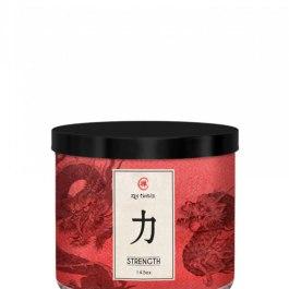 Kringle Candle Strength Zen Tumbler 411g z 3 knotami