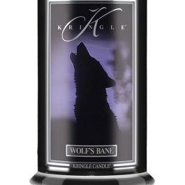 KRINGLE CANDLE Wolf's Bane Duża Świeca 623g