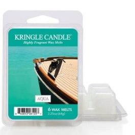 Kringle Candle Aqua Wosk zapachowy 64g